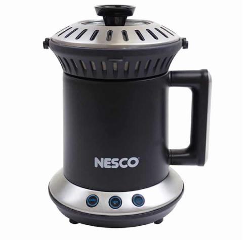 NESCO Coffee Bean Roasters Deemed Fire Hazard
